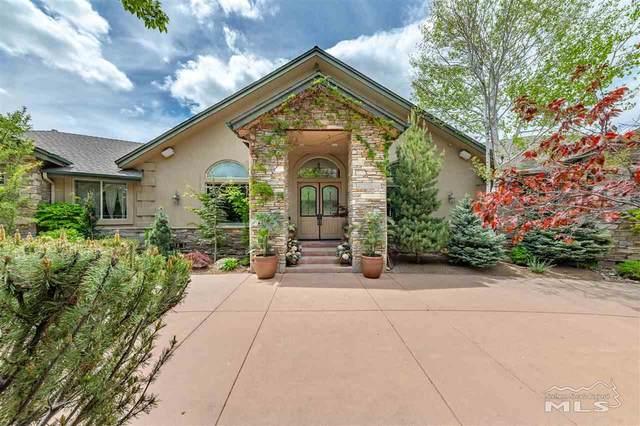 550 Hill Lane, Verdi, NV 89439 (MLS #200006577) :: Vaulet Group Real Estate
