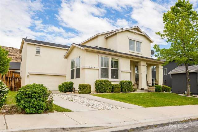 3854 Cloverbrook Drive, Sparks, NV 89436 (MLS #200006578) :: The Mike Wood Team