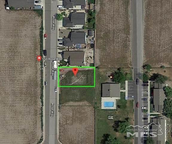 550 Rose Way, Lovelock, NV 89419 (MLS #200006583) :: Chase International Real Estate