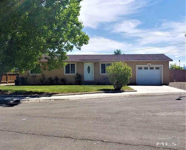 580 Elquist Drive, Battle Mountain, NV 89820 (MLS #200006584) :: Vaulet Group Real Estate