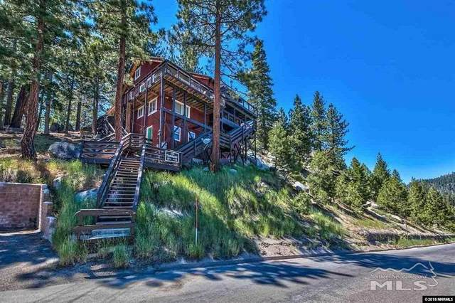 160 Tramway A, Stateline, NV 89449 (MLS #200006586) :: The Mike Wood Team