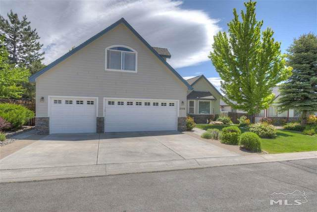 2195 Christmas Tree Drive, Carson City, NV 89703 (MLS #200006587) :: Vaulet Group Real Estate