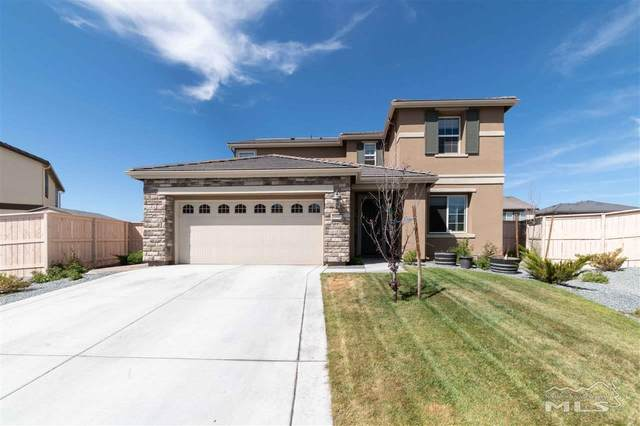 10591 Washington Park Court, Reno, NV 89521 (MLS #200006593) :: The Mike Wood Team