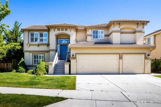 5966 Ingleston Drive, Sparks, NV 89436 (MLS #200006596) :: Ferrari-Lund Real Estate