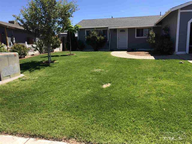 614 Occidental Drive, Dayton, NV 89403 (MLS #200006599) :: Chase International Real Estate