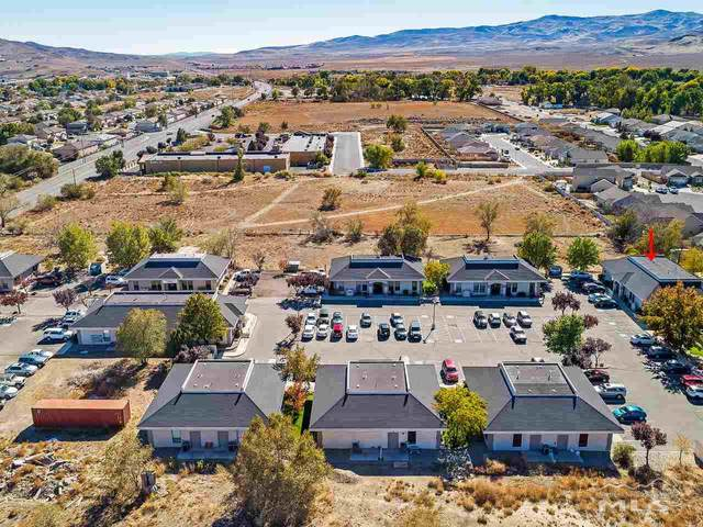 415 Highway 95A E, Fernley, NV 89408 (MLS #200006600) :: The Mike Wood Team