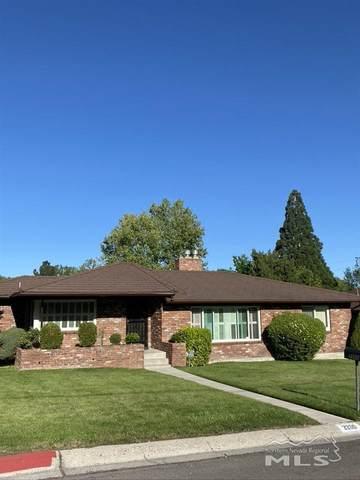 2200 Sunrise Dr, Reno, NV 89509 (MLS #200006601) :: NVGemme Real Estate