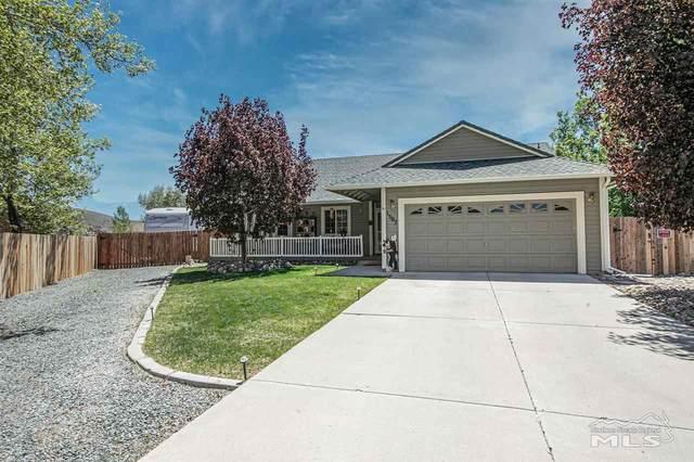 1507 Canyon Court, Gardnerville, NV 89460 (MLS #200006603) :: NVGemme Real Estate