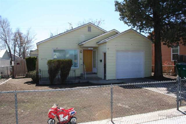 1607 H Street, Sparks, NV 89431 (MLS #200006604) :: Harcourts NV1