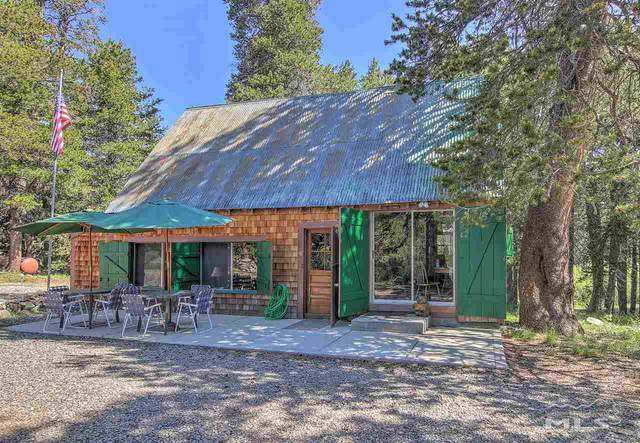 2 Caples Lake Highway 88, Woodfords, Ca, CA 95646 (MLS #200006606) :: The Mike Wood Team