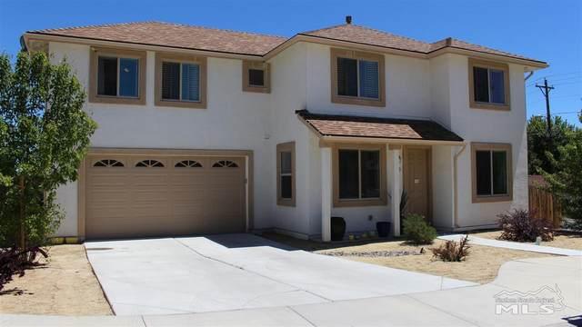 2700 Gulling Ct., Reno, NV 89503 (MLS #200006611) :: Fink Morales Hall Group