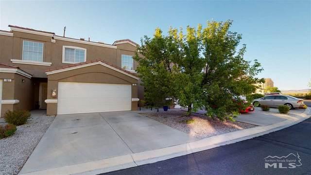 5735 Vista Palomar Way #102, Sparks, NV 89436 (MLS #200006612) :: NVGemme Real Estate