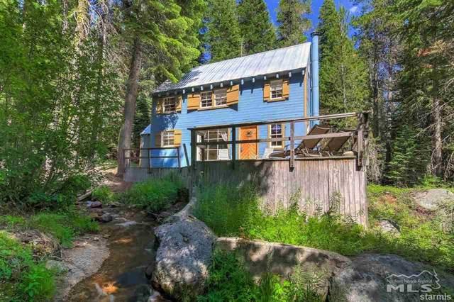 7133 Sierra Pines Road, South Lake Tahoe, CA 96155 (MLS #200006613) :: Fink Morales Hall Group