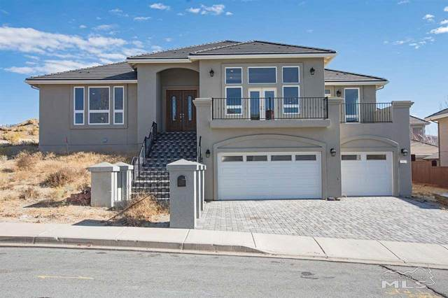 1493 Giannotti Drive, Sparks, NV 89436 (MLS #200006626) :: The Mike Wood Team