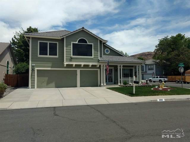 990 Country Ridge Dr, Sparks, NV 89434 (MLS #200006633) :: Ferrari-Lund Real Estate