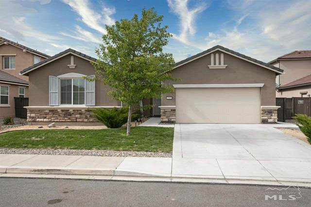 2525 Gallagher Road, Sparks, NV 89436 (MLS #200006646) :: Theresa Nelson Real Estate