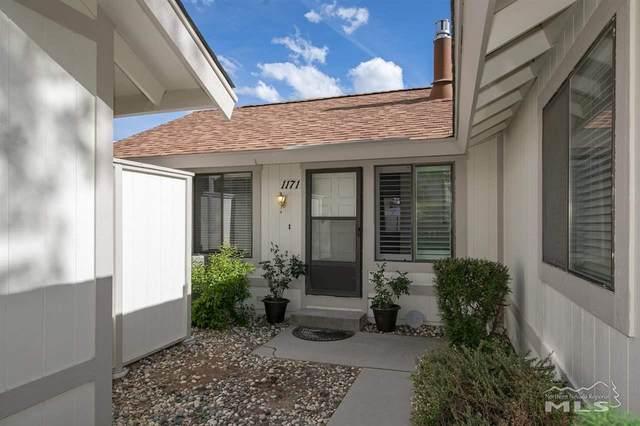 1171 Rayburn Drive, Reno, NV 89503 (MLS #200006647) :: Fink Morales Hall Group