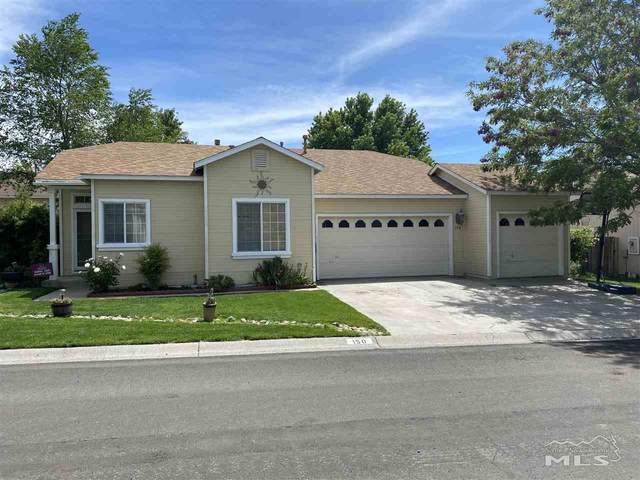 150 Stonecrest Drive, Reno, NV 89523 (MLS #200006656) :: The Mike Wood Team