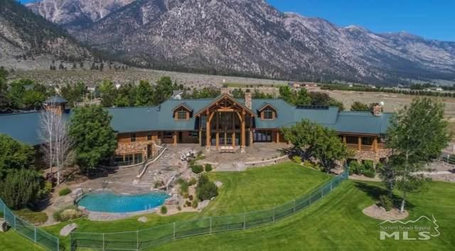 277 Fredricksburg, Gardnerville, NV 89460 (MLS #200006658) :: Chase International Real Estate