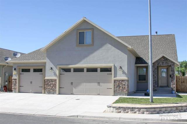 310 Laurel Lane, Fernley, NV 89408 (MLS #200006685) :: The Mike Wood Team