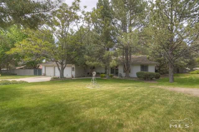 7665 Skokie Way, Reno, NV 89502 (MLS #200006704) :: NVGemme Real Estate