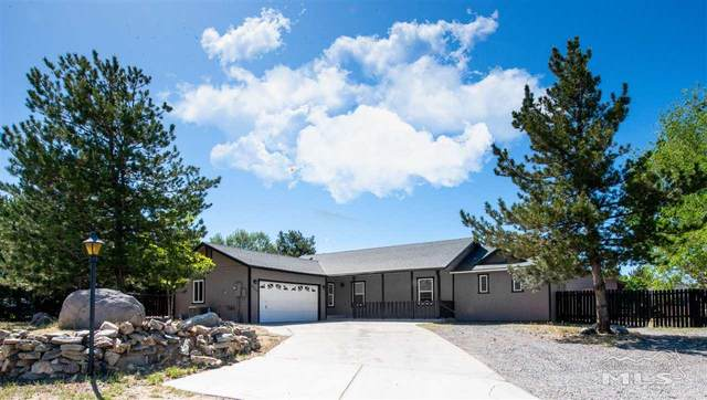 4489 Morgan Mill Rd, Carson City, NV 89701 (MLS #200006707) :: Vaulet Group Real Estate