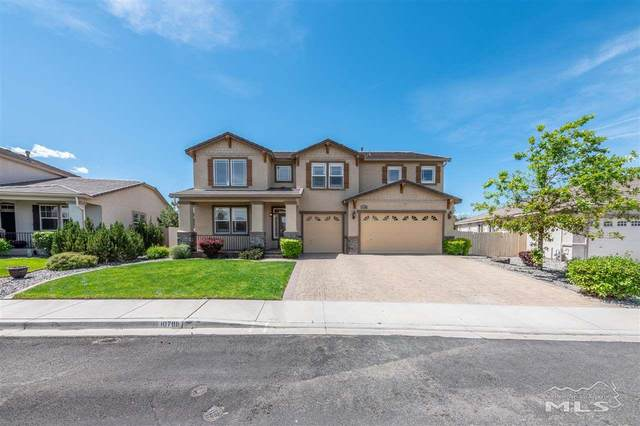 10788 Stone Hollow Drive, Reno, NV 89521 (MLS #200006708) :: Theresa Nelson Real Estate