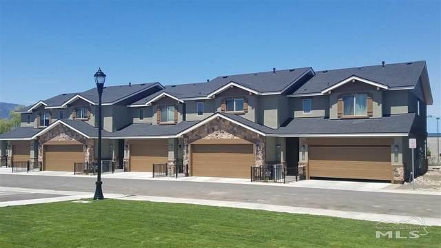 1146 Montevideo Cir, Minden, NV 89423 (MLS #200006711) :: Vaulet Group Real Estate