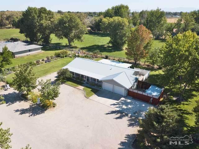 1000 Edgewater Ln, Fallon, NV 89406 (MLS #200006713) :: NVGemme Real Estate