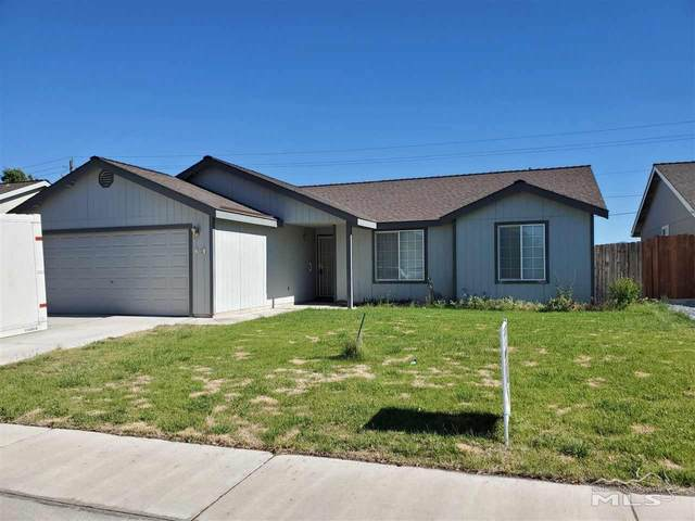 621 Garden Cir, Fernley, NV 89408 (MLS #200006733) :: The Mike Wood Team