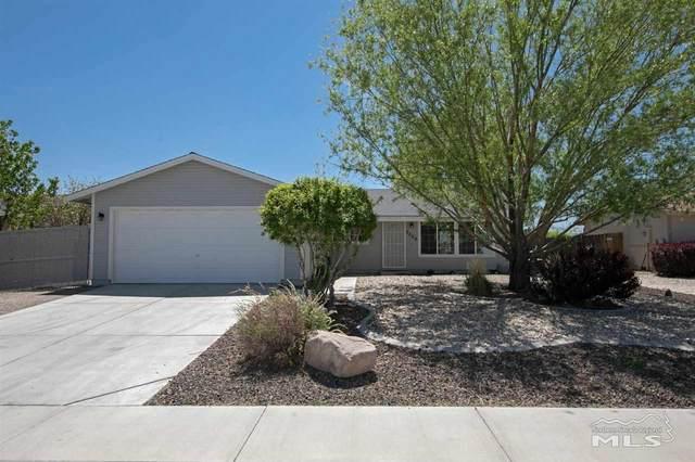 2089 Lonnie Lane, Dayton, NV 89403 (MLS #200006741) :: Chase International Real Estate