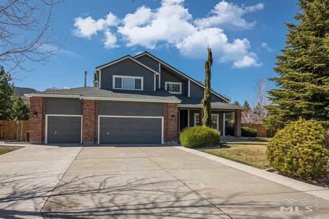 420 Old Washoe Circle, Washoe Valley, NV 89704 (MLS #200006745) :: NVGemme Real Estate