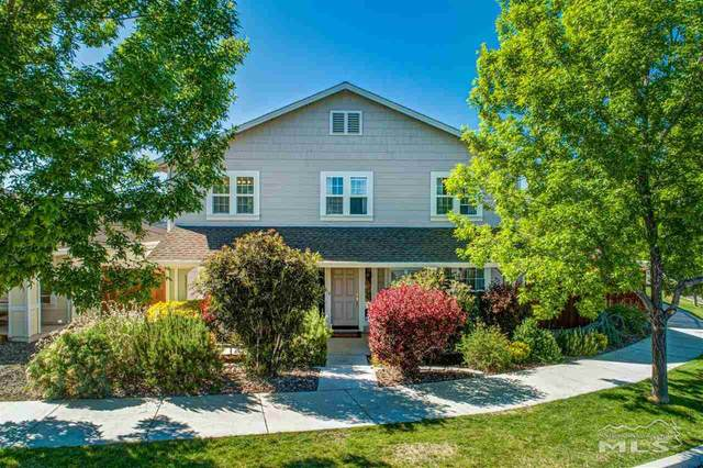 1405 Pin Oak Drive, Gardnerville, NV 89410 (MLS #200006746) :: NVGemme Real Estate