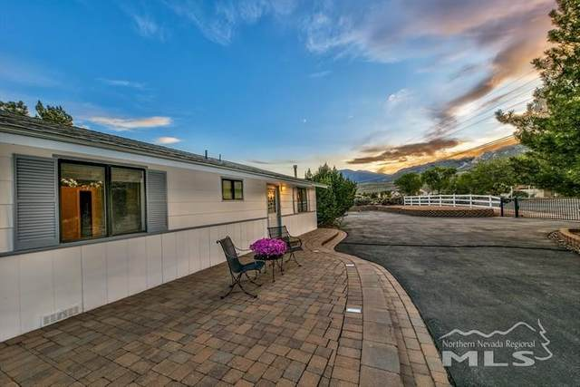 795 Jacks Valley Rd, Carson City, NV 89705 (MLS #200006748) :: Fink Morales Hall Group