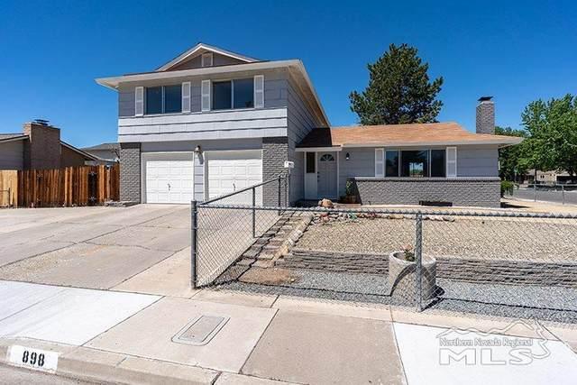898 La Linda Vista, Sparks, NV 89434 (MLS #200006749) :: Vaulet Group Real Estate