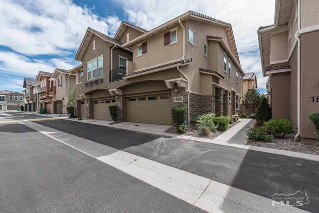 1808 Wind Ranch B, Reno, NV 89521 (MLS #200006755) :: The Mike Wood Team
