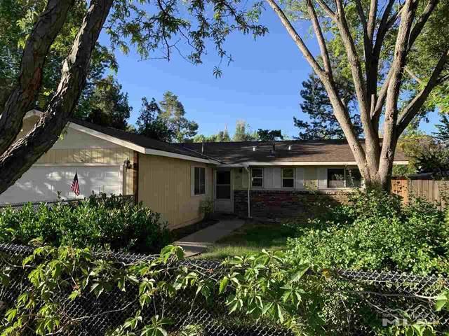 115 E Quail, Sparks, NV 89431 (MLS #200006766) :: Vaulet Group Real Estate