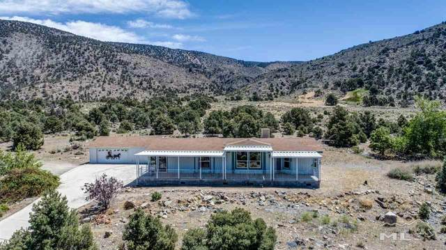 257 Pinon Pl., Coleville, Ca, CA 96107 (MLS #200006767) :: Vaulet Group Real Estate
