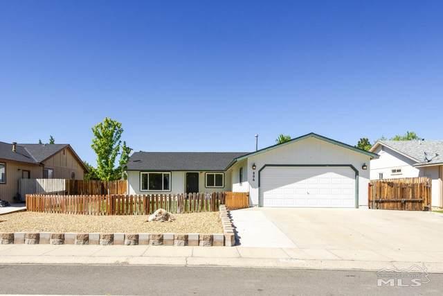 806 Bluerock, Gardnerville, NV 89460 (MLS #200006768) :: Chase International Real Estate