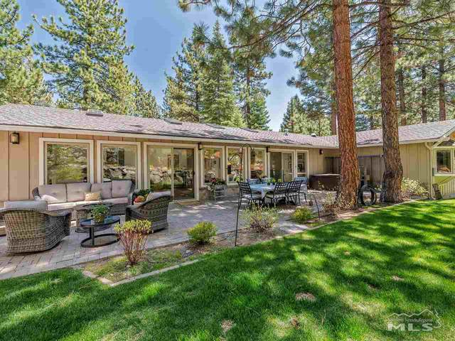 236 Mcfaul, Zephyr Cove, NV 89448 (MLS #200006770) :: The Mike Wood Team