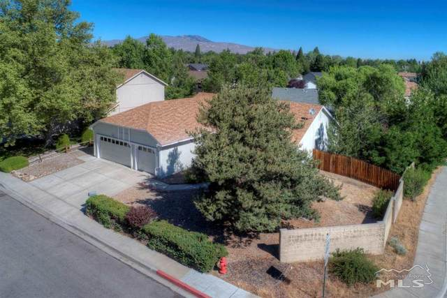 405 Brittany Ave, Reno, NV 89509 (MLS #200006776) :: The Mike Wood Team