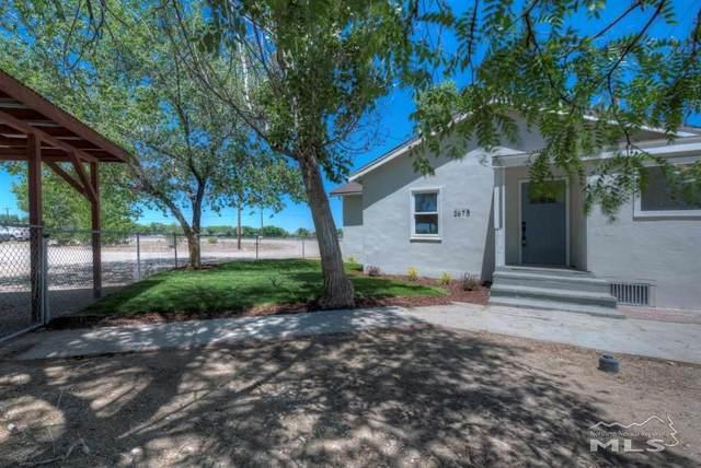 2675 Casey, Fallon, NV 89406 (MLS #200006778) :: Chase International Real Estate
