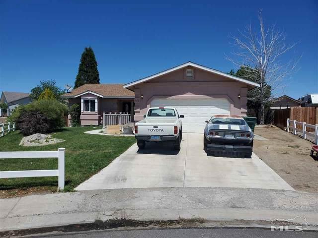 623 Kathy, Gardnerville, NV 89460 (MLS #200006781) :: NVGemme Real Estate