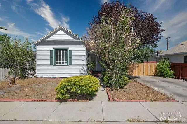 422 13th Street, Sparks, NV 89431 (MLS #200006796) :: Vaulet Group Real Estate