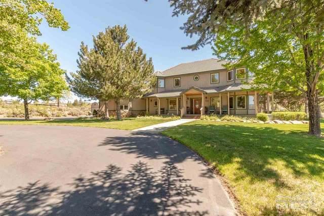 4720 Ranch Land Circle, Reno, NV 89511 (MLS #200006797) :: Ferrari-Lund Real Estate