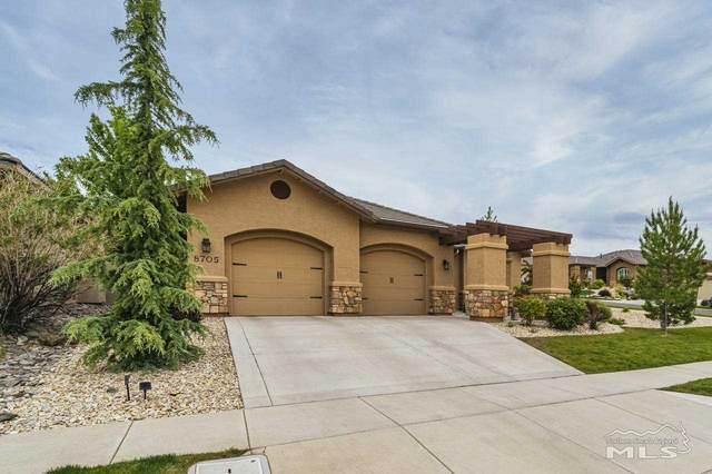 8705 Blue Pine Way, Reno, NV 89523 (MLS #200006802) :: The Mike Wood Team