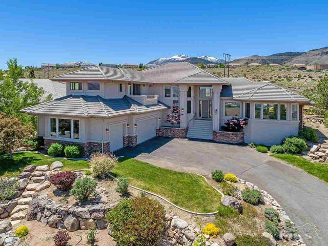 10122 Indian Ridge, Reno, NV 89511 (MLS #200006803) :: Chase International Real Estate