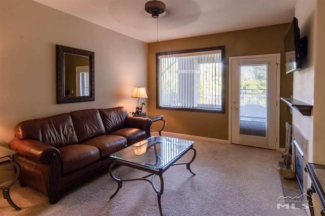 900 South Meadows Parkway #2712, Reno, NV 89521 (MLS #200006806) :: The Mike Wood Team