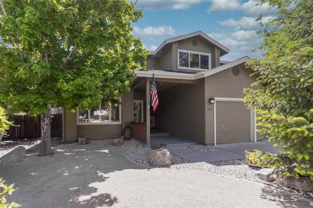 1454 Highland Pines Drive, Reno, NV 89503 (MLS #200006813) :: L. Clarke Group | RE/MAX Professionals