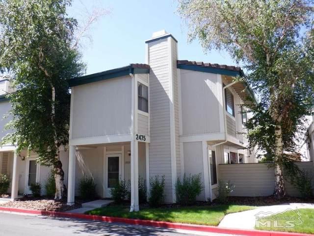 2475 Sycamore Glen Dr D-6, Sparks, NV 89434 (MLS #200006828) :: Vaulet Group Real Estate